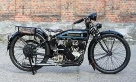 Husqvarna Model 180 550ccm 1927 -verkauft-