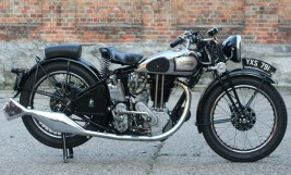1936 Norton Model 19 600cc OHV