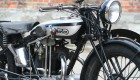 Norton Model 20 1930 500cc OHV -verkauft nach Belgium-