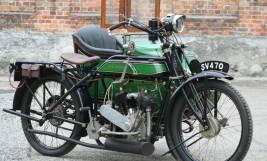 New Imperial 1000cc Model11 Gespann