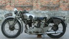 Koehler Escoffier 350 OHV 1936 original running condition
