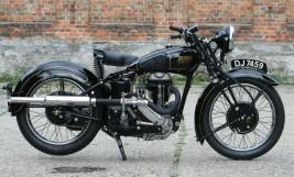 1937 Rudge Special 500ccm OHV