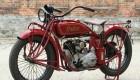 Indian Scout 600cc 1925 -verkauft nach Frankreich-
