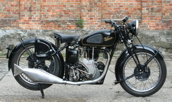 Velocette MSS 500cc OHV 1938