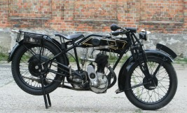 1928 Sunbeam Model 6 500ccm