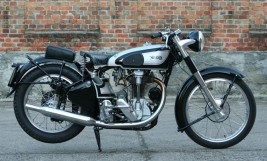 Norton International 30 500cc