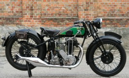 New Imperial 1930 500cc