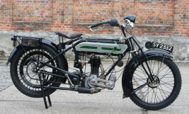 Triumph SD 550ccm 1924