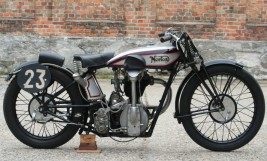 Norton CS1 500cc ohc 1929