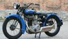 Praga BD500 DOHC 1930 -verkauft-