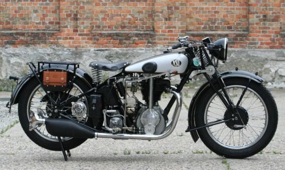 NSU OS 500 1934 -verkauft-
