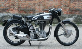 Norton International M30 500cc OHC -verkauft-