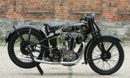 1929 Sunbeam Model 9 500ccm OHV