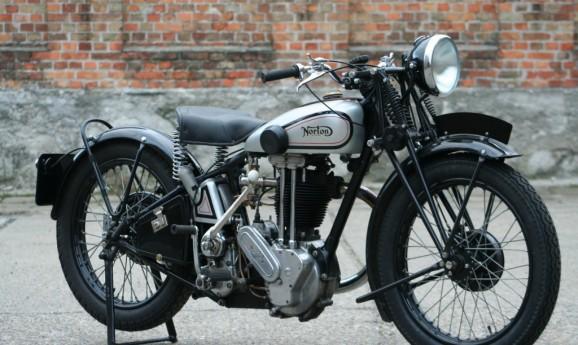 Norton Model 18 -verkauft-