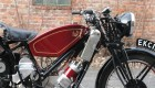 Scott Flying Squirrel 1938 -verkauft nach Belgium-