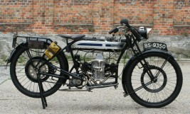 Douglas CW 1925 350cc -verkauft-