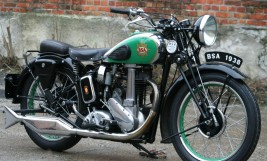 BSA Empire Star design