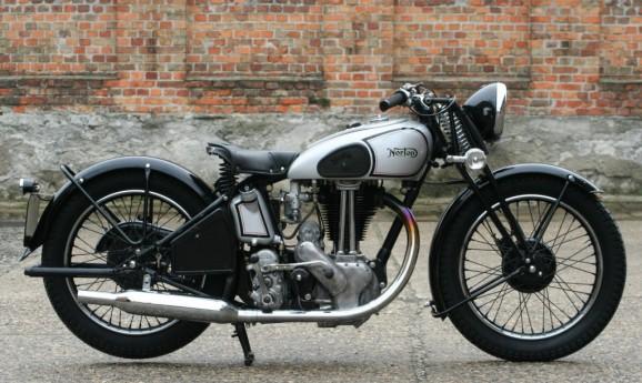 Norton Model 19 600ccm OHV 1939