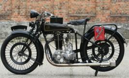 FN M67 500cc OHV 1926