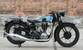 1931 Triumph CTT 500cc OHV