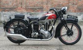 1934 Ariel VG 500ccm OHV -verkauft-
