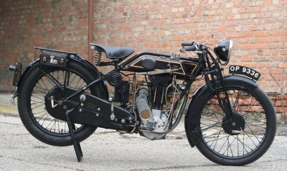 1927 Sunbeam Model 9 500cc OHV