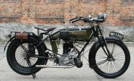 Rudge Multi 500cc 1920 -verkauft-