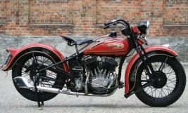 Harley Davidson 1936 36R 750cc