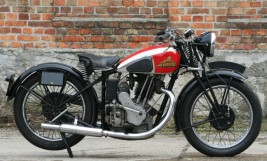 New Imperial 1937 500cc