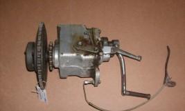 Jawa Special Getriebe