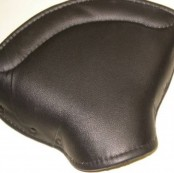 Lycett type, solo saddle cover. Large