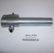 Gasdrehgriff mit Horn