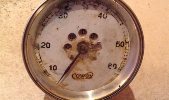 Cowey Tachometer, circa 1912-23