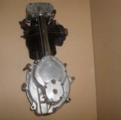 NSU OSL 350 Motor
