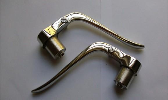 AJS Innenzughebeln Kupplung und Bremse