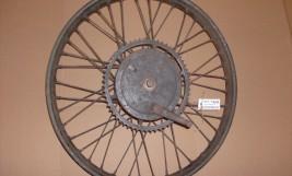 """AJS 1929 Hinterrad 20"""""""