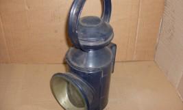Vintage Öl Lampe