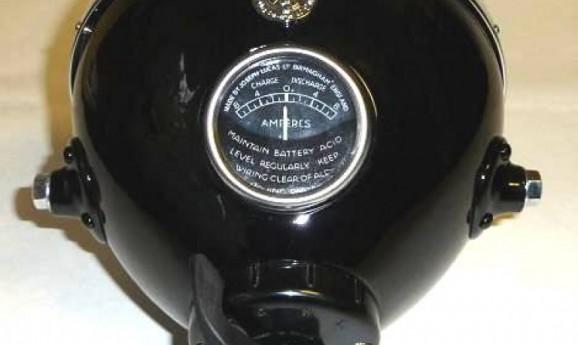 Lucas H52 Lampe  1930-32